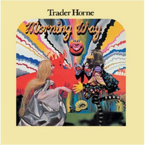 Trader Horne Morning Way CD album (CDLP) UK T4HCDMO450637