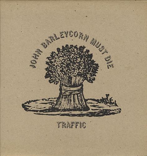 Traffic John Barleycorn Must Die - 1st - Rough vinyl LP album (LP record) UK TRFLPJO131633