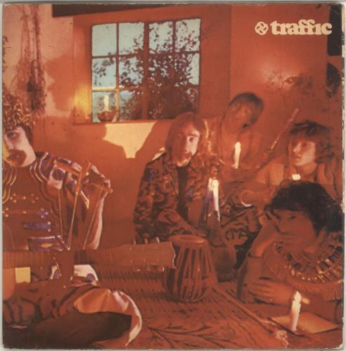 Traffic Mr Fantasy - VG vinyl LP album (LP record) UK TRFLPMR745201