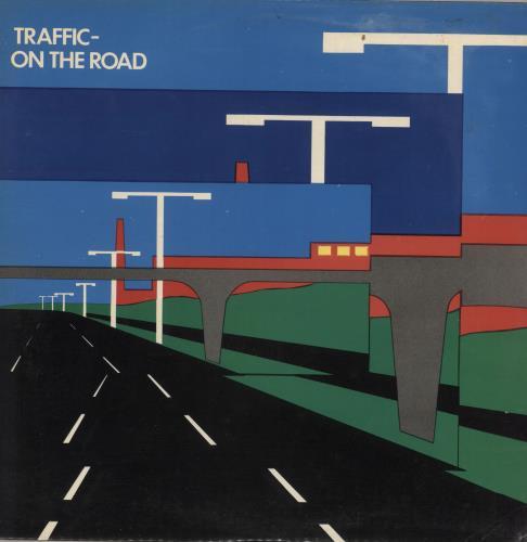 Traffic On The Road - 1st - EX 2-LP vinyl record set (Double Album) UK TRF2LON257694