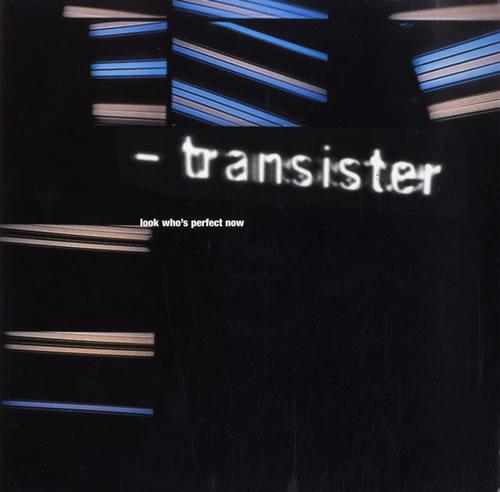 Whos Perfekt transister look who s now uk promo 12 vinyl single 12 inch