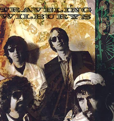 Traveling Wilburys Traveling Wilburys Vol.3 display US TRVDITR289893