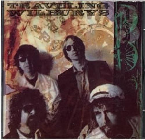 Traveling Wilburys Vol 3 CD album (CDLP) US TRVCDVO145720