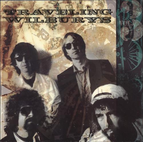 Traveling Wilburys Vol. 3 - EX vinyl LP album (LP record) UK TRVLPVO697721