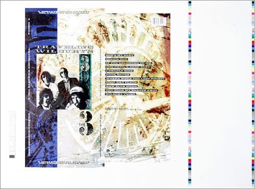 Traveling Wilburys Vol. 3 artwork US TRVARVO455774