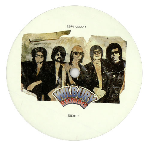 Traveling Wilburys Volume One vinyl LP album (LP record) Japanese TRVLPVO457938