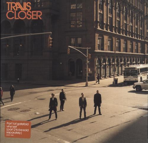 "Travis (90s) Closer - Both 7""s 7"" vinyl single (7 inch record) UK RVS07CL565688"