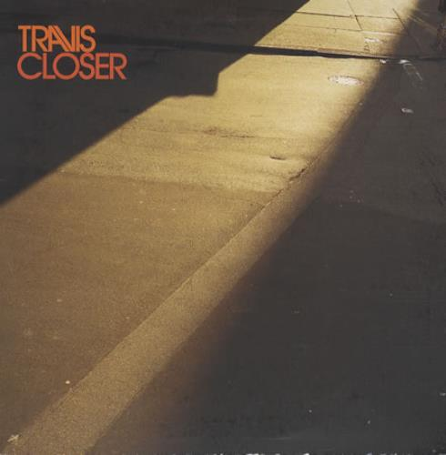 "Travis (90s) Closer CD single (CD5 / 5"") UK RVSC5CL400290"