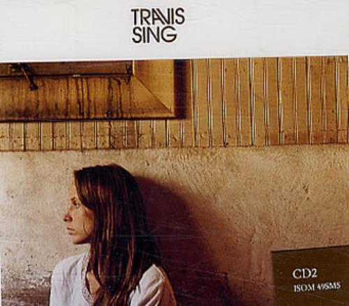 "Travis (90s) Sing - Part 2 CD single (CD5 / 5"") UK RVSC5SI244759"