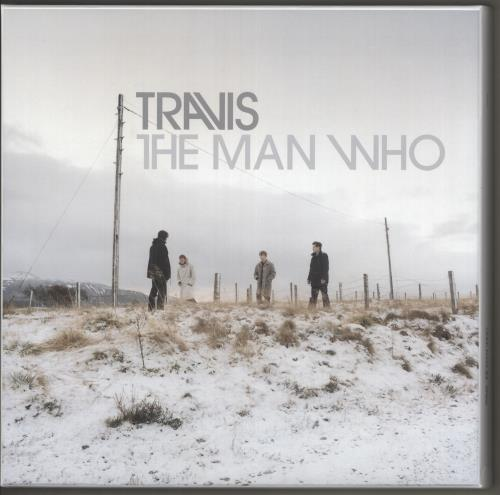 Travis (90s) The Man Who - Deluxe Edition box set UK RVSBXTH733852