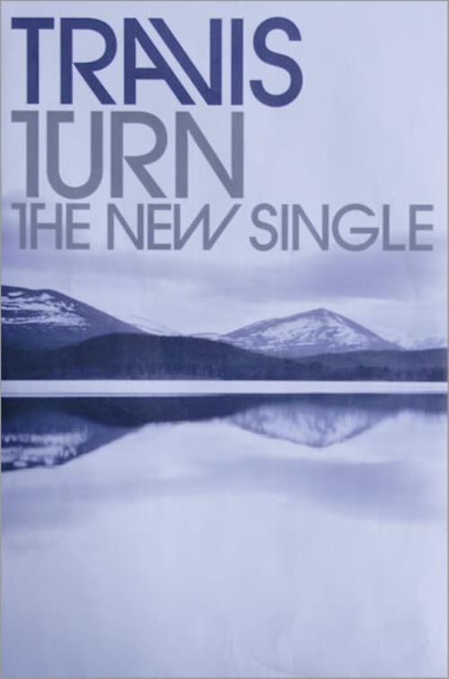 Travis (90s) Turn poster UK RVSPOTU527893