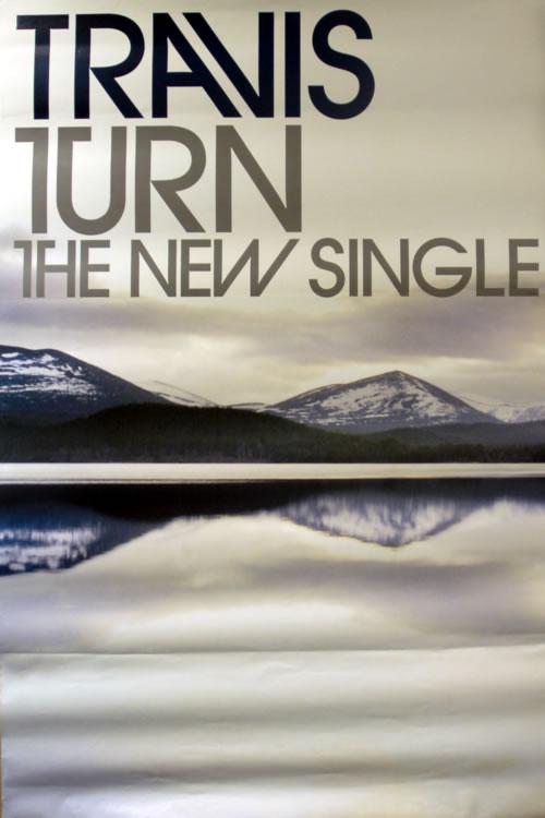Travis (90s) Turn poster UK RVSPOTU611239