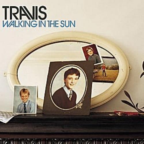 "Travis (90s) Walking In The Sun CD single (CD5 / 5"") UK RVSC5WA305172"