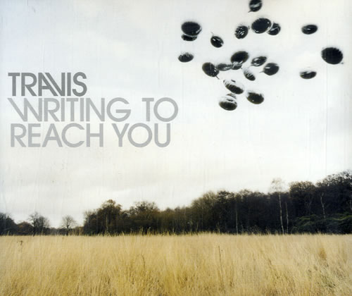 """Travis (90s) Writing To Reach You CD single (CD5 / 5"""") UK RVSC5WR172297"""