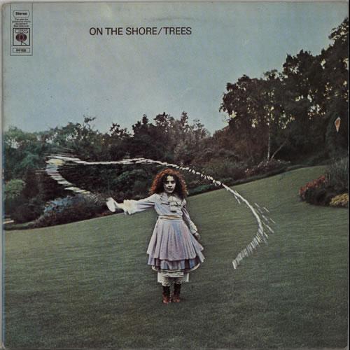 Trees On The Shore - 1st vinyl LP album (LP record) UK T.SLPON636296