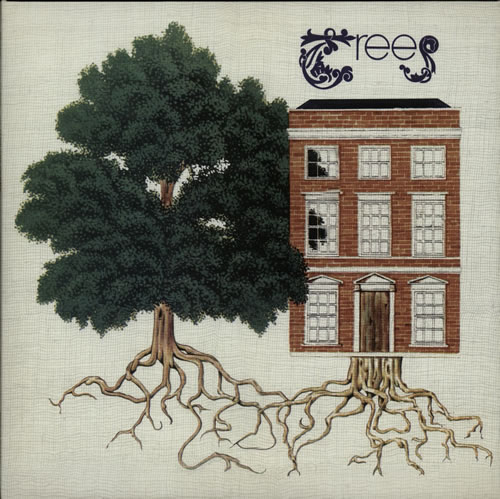 Trees The Garden Of Jane Delawney 180gm Sealed Uk 2 Lp