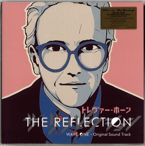 Trevor Horn The Reflection Wave One (Original Soundtrack) - 180gm Vinyl + Numbered - Sealed 2-LP vinyl record set (Double Album) UK Y2H2LTH705027