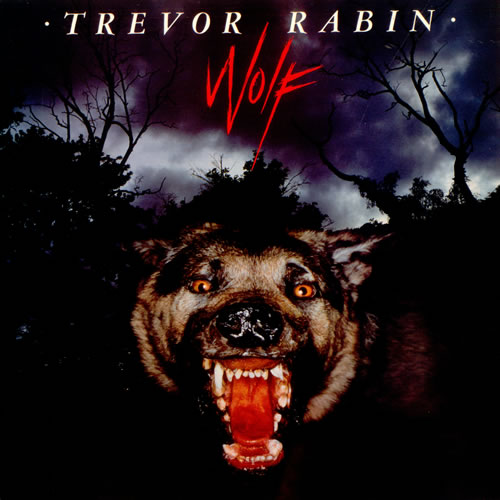 Trevor Rabin Wolf Uk Vinyl Lp Album Lp Record 519074