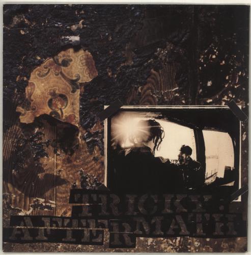 "Tricky Aftermath 12"" vinyl single (12 inch record / Maxi-single) UK TRK12AF161555"