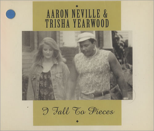 """Trisha Yearwood I Fall To Pieces CD single (CD5 / 5"""") UK TSYC5IF153103"""