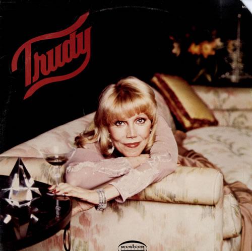 Trudy Richards Trudy vinyl LP album (LP record) US U-VLPTR560889