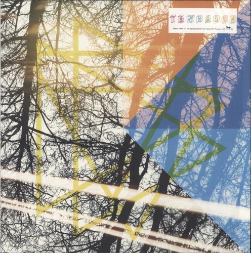 Trwbador Trwbador - White Vinyl + Numbered Shrink vinyl LP album (LP record) UK 1Y9LPTR747485