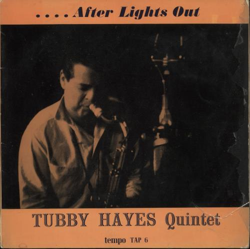 Tubby Hayes ...After Lights Out vinyl LP album (LP record) UK TH-LPAF725205