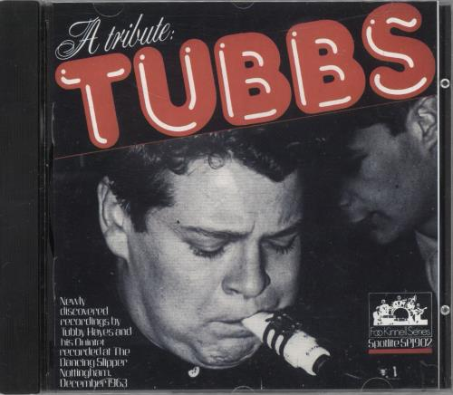 Tubby Hayes A Tribute: Tubbs CD album (CDLP) UK TH-CDAT742298