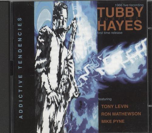 Tubby Hayes Addictive Tendencies 2 CD album set (Double CD) UK TH-2CAD742297