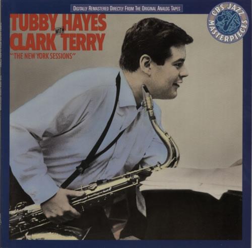 Tubby Hayes The New York Sessions vinyl LP album (LP record) Dutch TH-LPTH585588