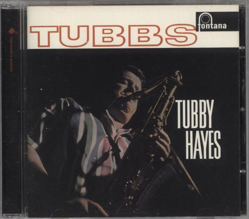 Tubby Hayes Tubbs CD album (CDLP) UK TH-CDTU741982