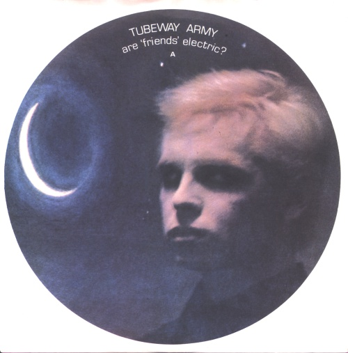 """Tubeway Army Are Friend's Electric? - P/S 7"""" vinyl single (7 inch record) UK TUB07AR50450"""