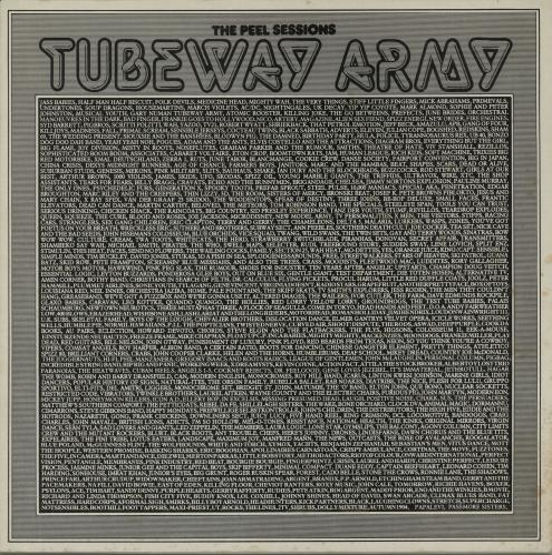 acf36fa0bf47 Tubeway Army The Peel Sessions 12