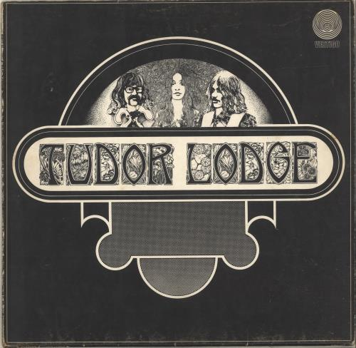 Tudor Lodge Tudor Lodge - 1st - VG+/VG vinyl LP album (LP record) UK TU0LPTU698344