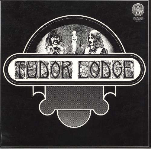 Tudor Lodge Tudor Lodge - 200gm vinyl LP album (LP record) Japanese TU0LPTU730215