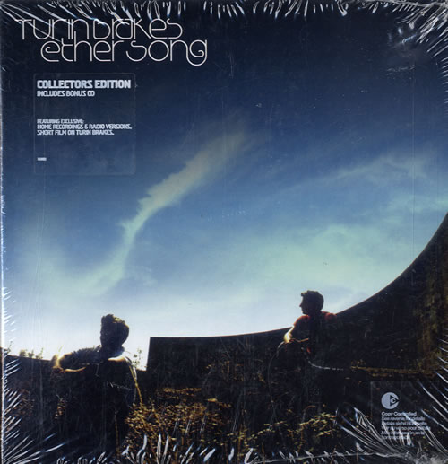 Turin Brakes Ether Song - Sealed 2 CD album set (Double CD) UK TKE2CET595173