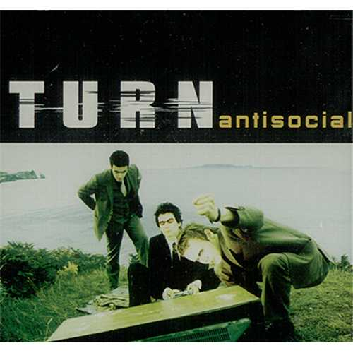 Turn Antisocial CD album (CDLP) UK T04CDAN407447