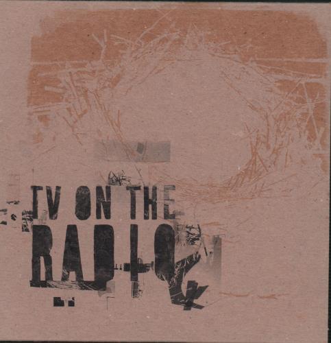 TV On The Radio Return To Cookie Mountain CD album (CDLP) UK TVECDRE664158
