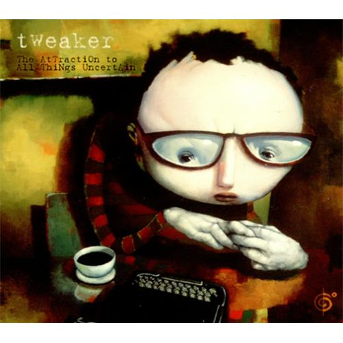 Tweaker The Attraction To All Things Uncertain CD album (CDLP) US EAKCDTH416852