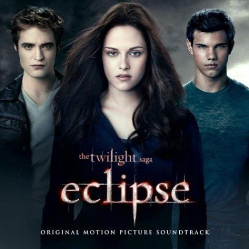 Twilight (Movie) The Twilight Saga: Eclipse CD album (CDLP) UK TZICDTH509719