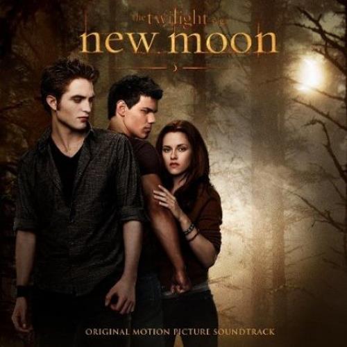 Twilight (Movie) The Twilight Saga: New Moon CD album (CDLP) UK TZICDTH486895