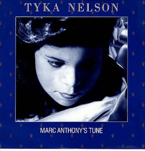 "Tyka Nelson Marc Anthony's Tune 12"" vinyl single (12 inch record / Maxi-single) UK TKN12MA29350"