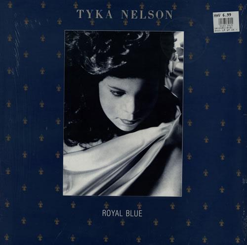 Tyka Nelson Royal Blue - Sealed vinyl LP album (LP record) UK TKNLPRO573511