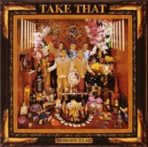 Take That Nobody Else - Expanded Edition CD album (CDLP) UK TAKCDNO380480