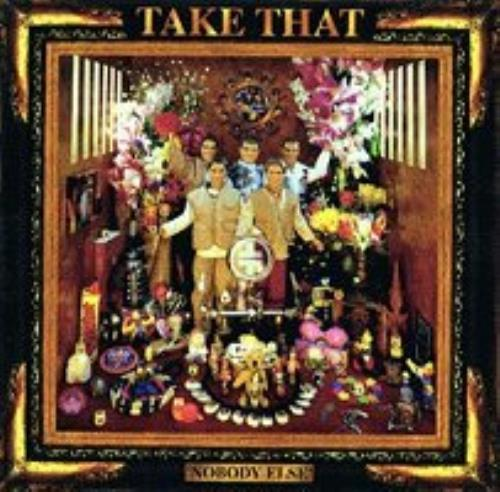 Take That Nobody Else CD album (CDLP) UK TAKCDNO283973