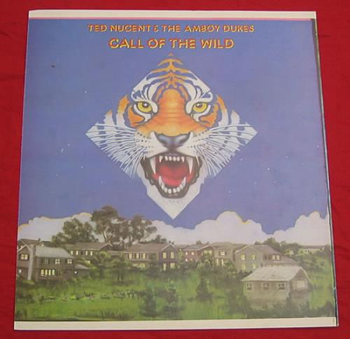 Ted Nugent Call Of The Wild Uk Artwork 362348