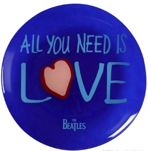 The Beatles All You Need Is Love memorabilia Swedish BTLMMAL352626