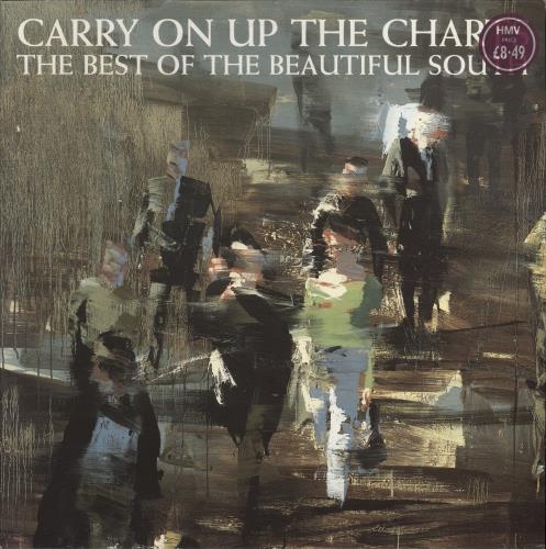 The Beautiful South Carry On Up The Charts Uk Vinyl Lp