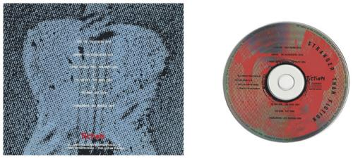 The Cure Stranger Than Fiction CD album (CDLP) UK CURCDST44316