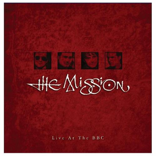 The Mission Live At The BBC 3-CD album set (Triple CD) UK MIS3CLI441206
